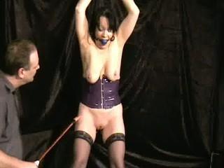 brutal torture of aged slavegirl