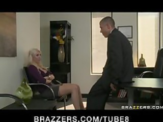 large tit golden-haired milf wife in stockings