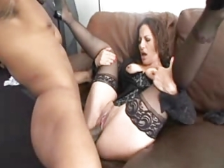 mellissa monet - mother i magnet, nylons &;