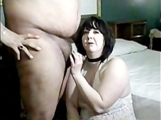 one more milf smoking blow job