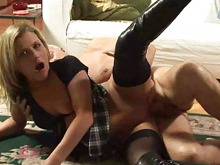 sexy mother i masha is sucking pecker