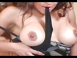 large boobed d like to fuck in stockings a
