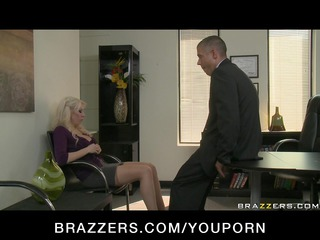 big tit blonde milf wife in nylons fuck boss di