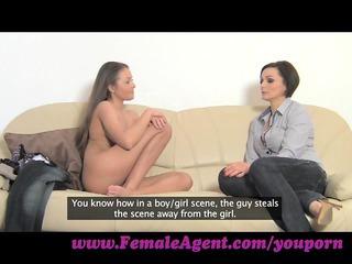 femaleagent. do you like how i smack
