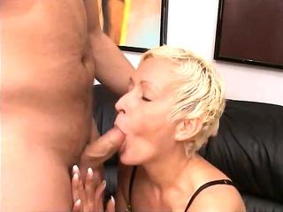 blondie aged having vagina fisted hard