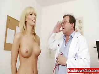 hawt blond milf bella morgan visits the naughty