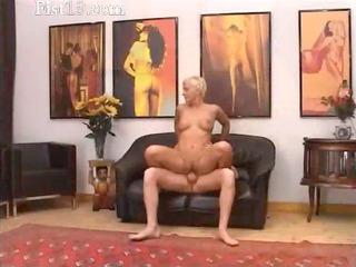 blondie older having vagina fisted hard