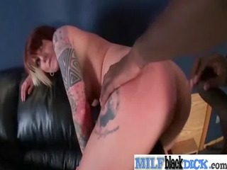 sexually excited sexy milfs acquires trio big